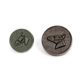 Spare Horsehead Button