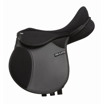 Hi-Lite Elite Gymkana Pony Saddle