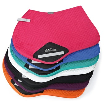 Performance Suede Jumping Saddlecloth