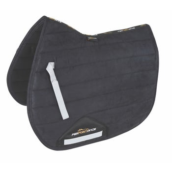 Performance H/wither Suede Comfort Pad