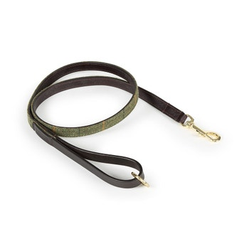 Digby & Fox Tweed Dog Lead