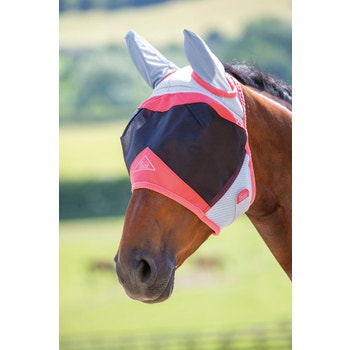Air Motion Fly Mask with Ears