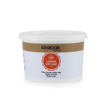 EZI-GROOM Leather Soft Soap Tub