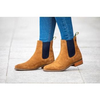 Moretta Rosalie Chelsea Boots-Ladies