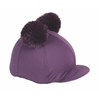 Double Pom Pom Hat Cover