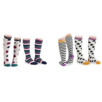 Fluffy Socks (2 Pack)