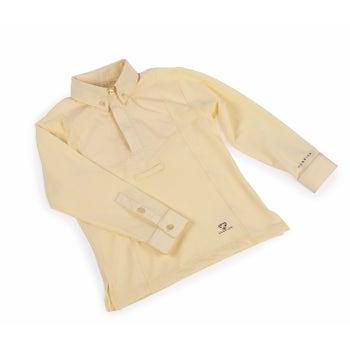 Aubrion Long Sleeve Tie Shirt - Child