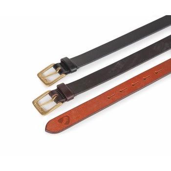 Aubrion 25mm Skinny Leather Belt - Adult
