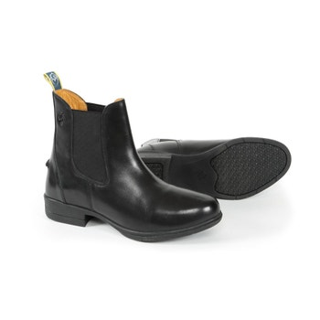 Moretta Lucilla Leather Jodhpur Boots
