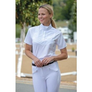Short Sleeve Stock Shirt - Ladies
