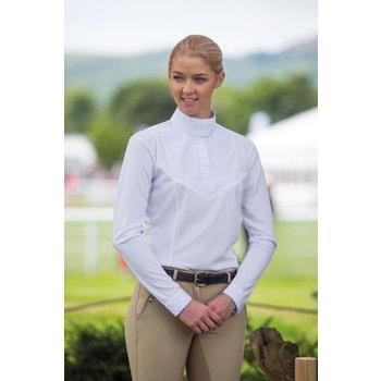Long Sleeve Stock Shirt - Ladies