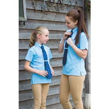 Short Sleeve Tie Shirt - Childrens